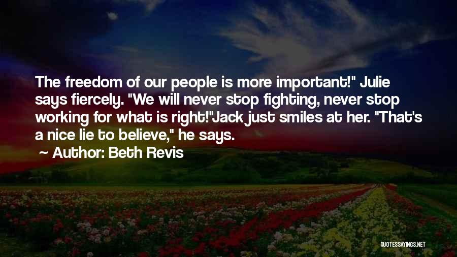 Beth Revis Quotes 1413923
