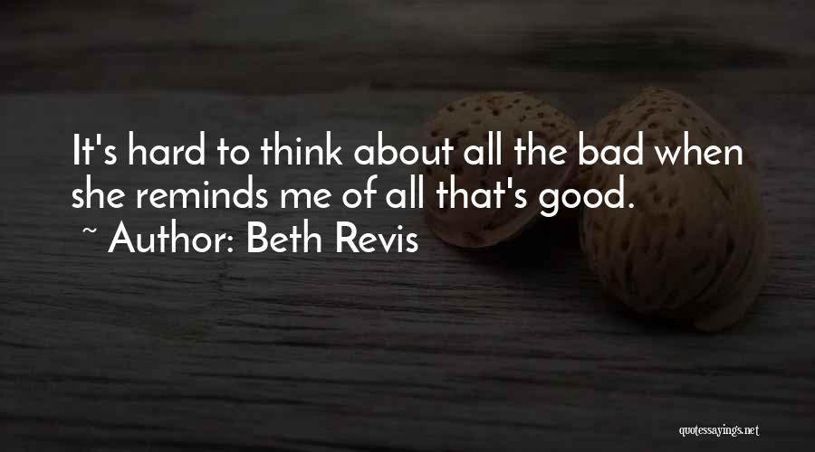 Beth Revis Quotes 1881249