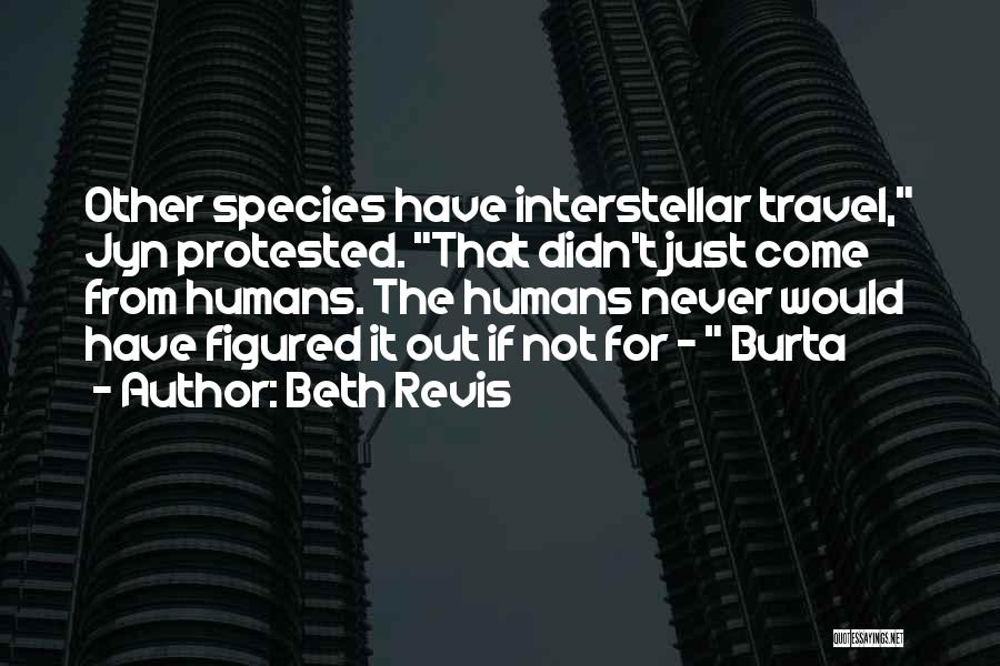 Beth Revis Quotes 2125965