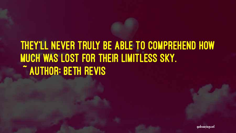 Beth Revis Quotes 242354