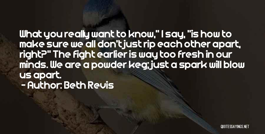 Beth Revis Quotes 306535