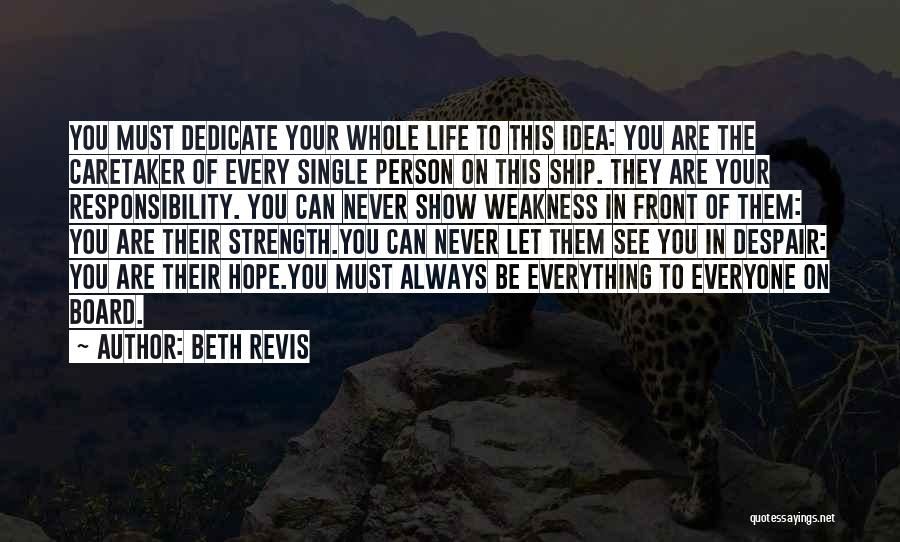 Beth Revis Quotes 378475