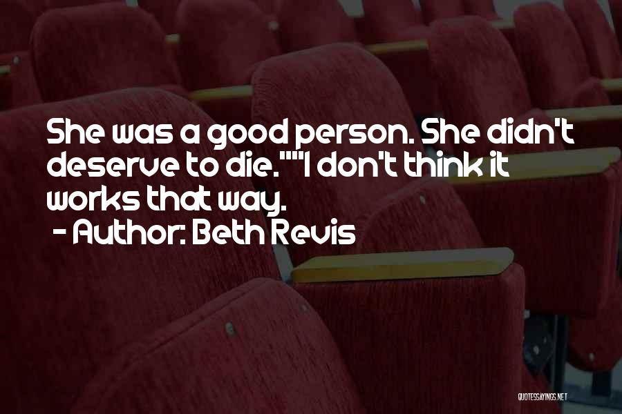 Beth Revis Quotes 740025