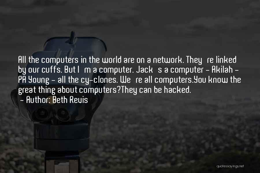 Beth Revis Quotes 772591