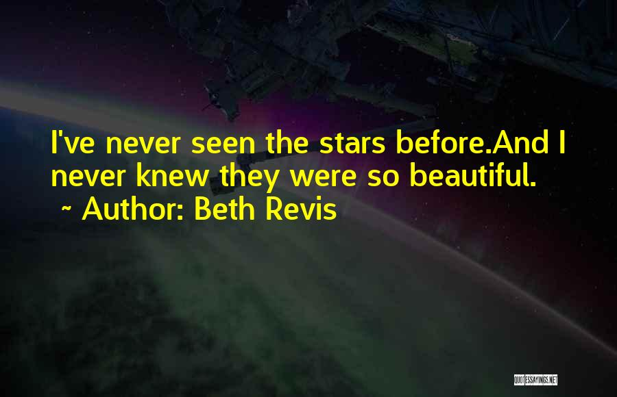 Beth Revis Quotes 850640