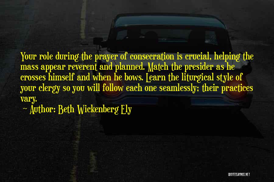 Beth Wickenberg Ely Quotes 1468905