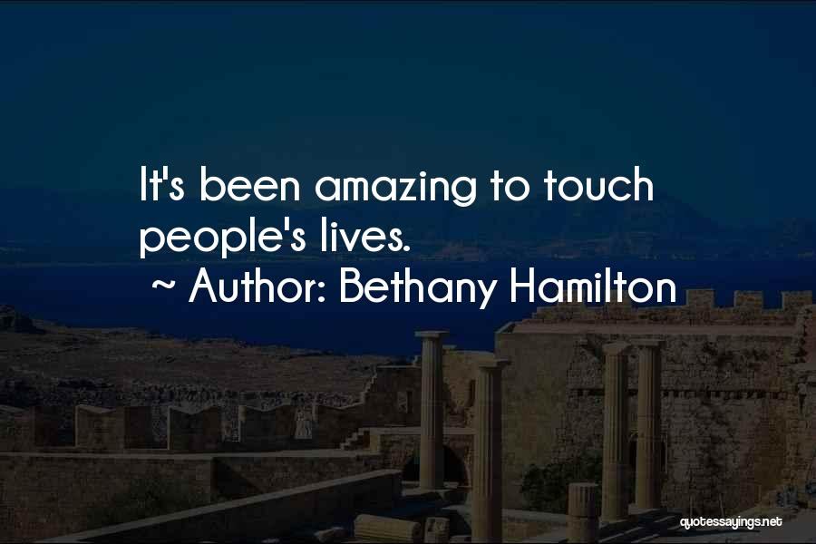 Bethany Hamilton Quotes 1053858