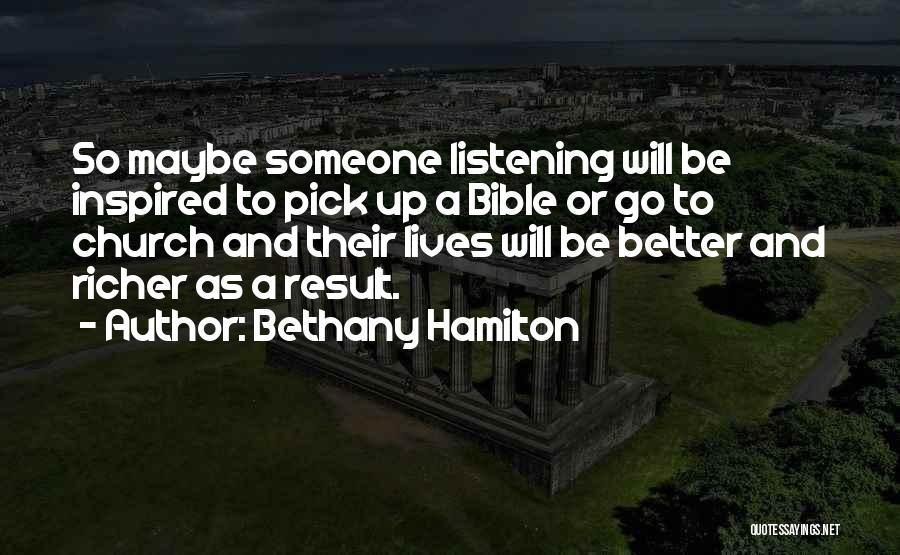Bethany Hamilton Quotes 1109204