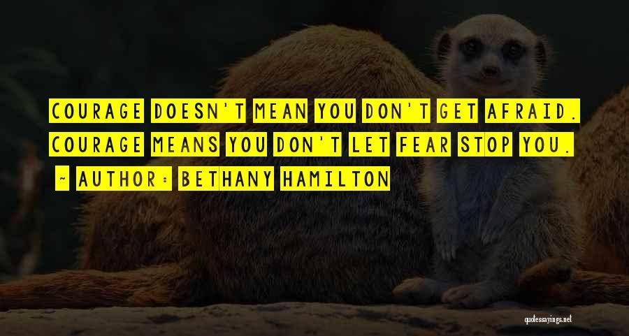 Bethany Hamilton Quotes 1210307