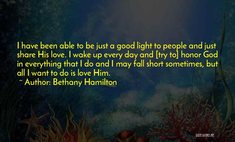 Bethany Hamilton Quotes 1286789