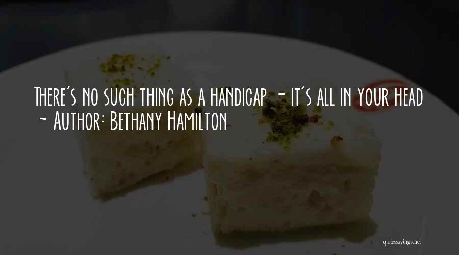 Bethany Hamilton Quotes 1314948