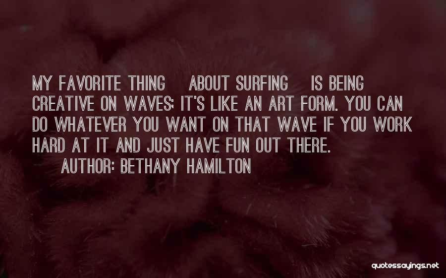 Bethany Hamilton Quotes 1327184