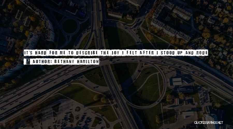 Bethany Hamilton Quotes 1460258