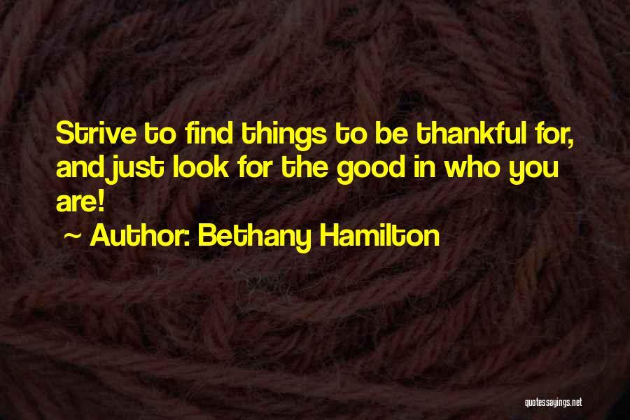 Bethany Hamilton Quotes 1559455