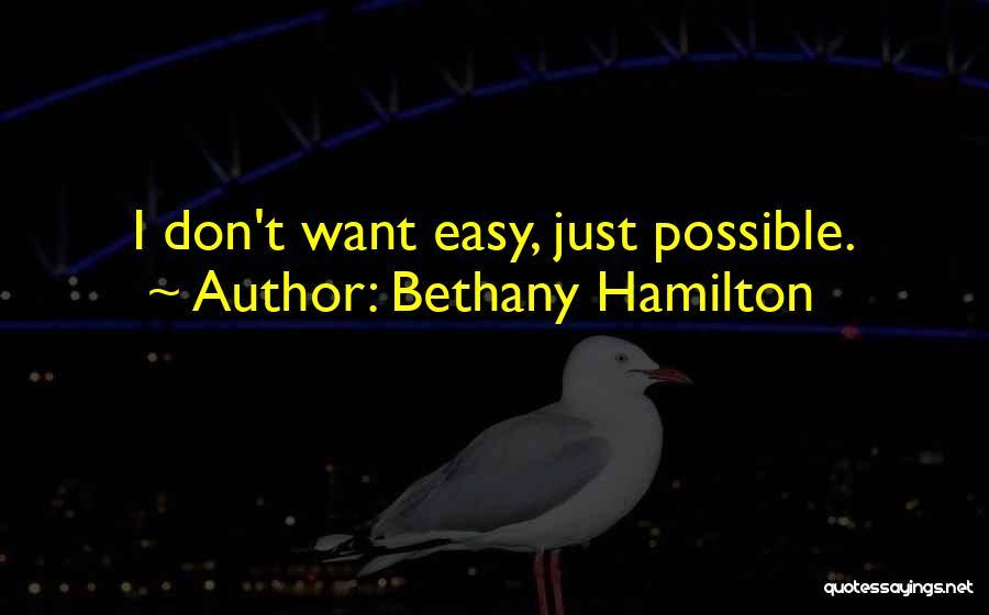 Bethany Hamilton Quotes 1578295