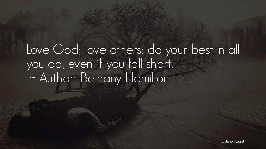 Bethany Hamilton Quotes 1582092