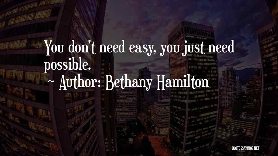Bethany Hamilton Quotes 1906674