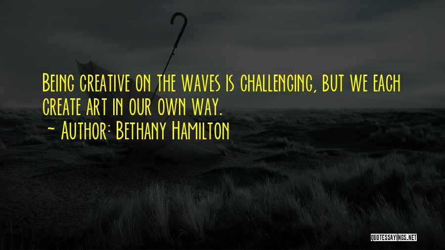 Bethany Hamilton Quotes 1942525
