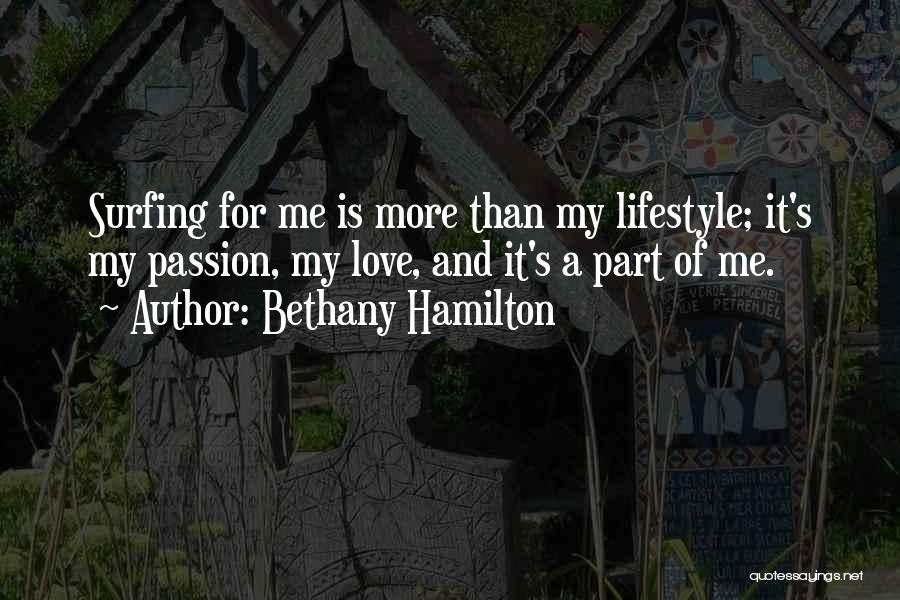Bethany Hamilton Quotes 1975774