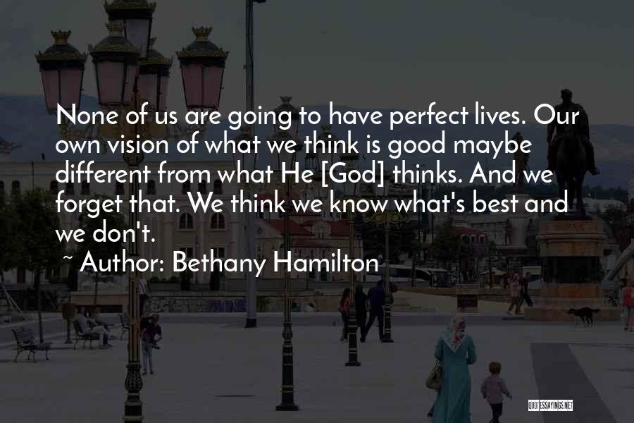 Bethany Hamilton Quotes 2134352