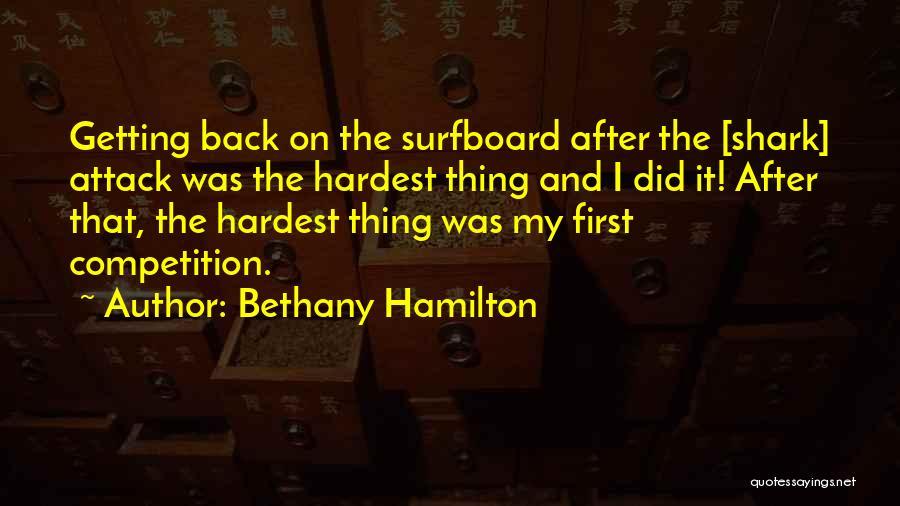 Bethany Hamilton Quotes 2165267