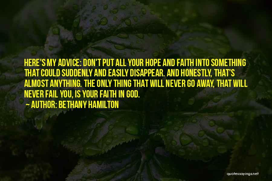 Bethany Hamilton Quotes 2232739