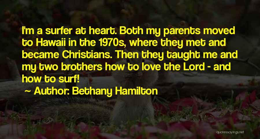 Bethany Hamilton Quotes 253525