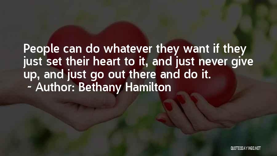 Bethany Hamilton Quotes 492008