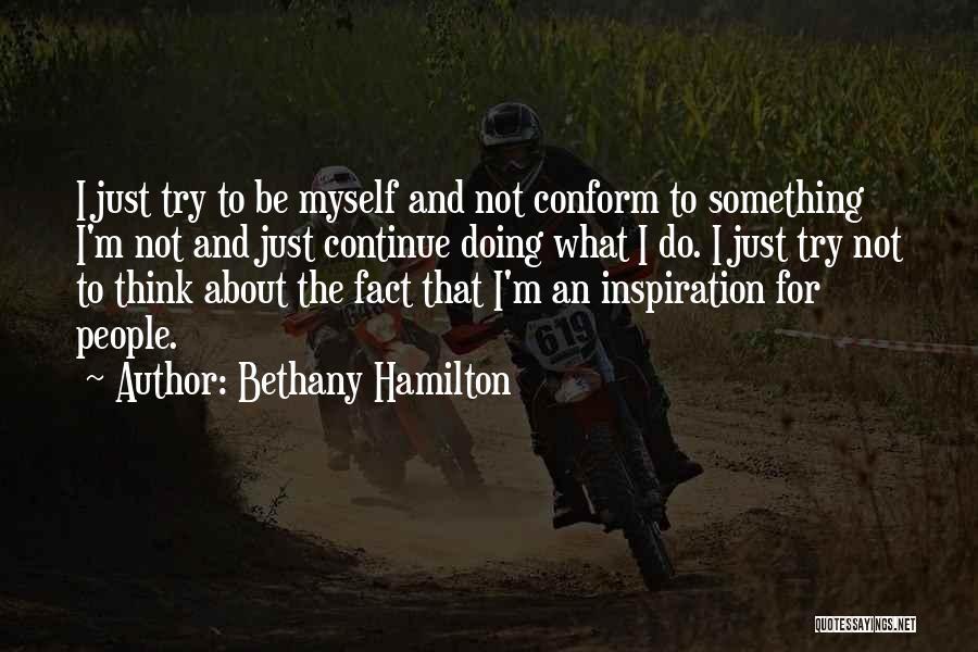 Bethany Hamilton Quotes 505376