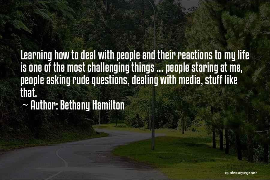 Bethany Hamilton Quotes 513030