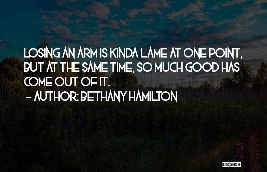 Bethany Hamilton Quotes 980660