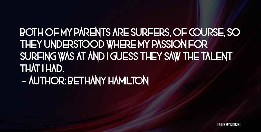 Bethany Hamilton Quotes 994818