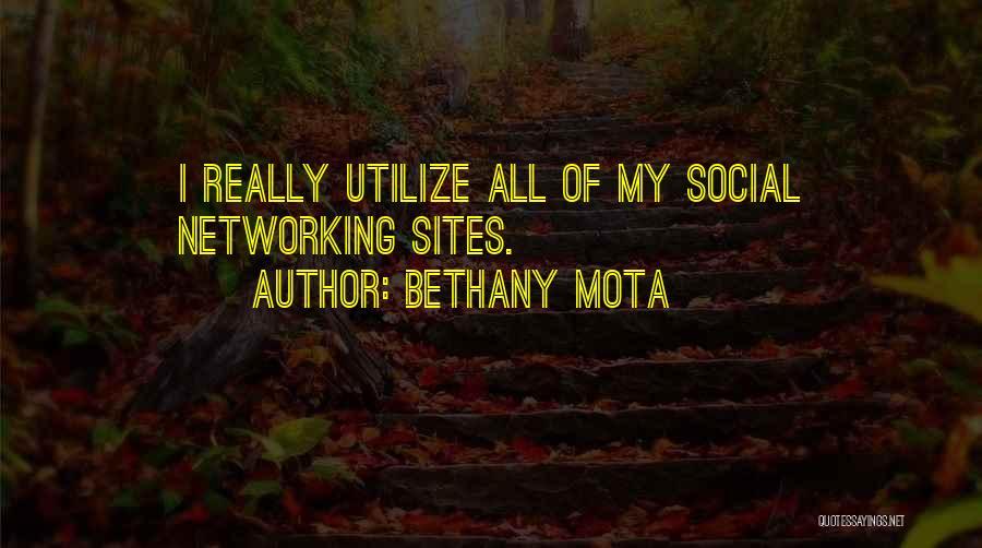 Bethany Mota Quotes 1061999