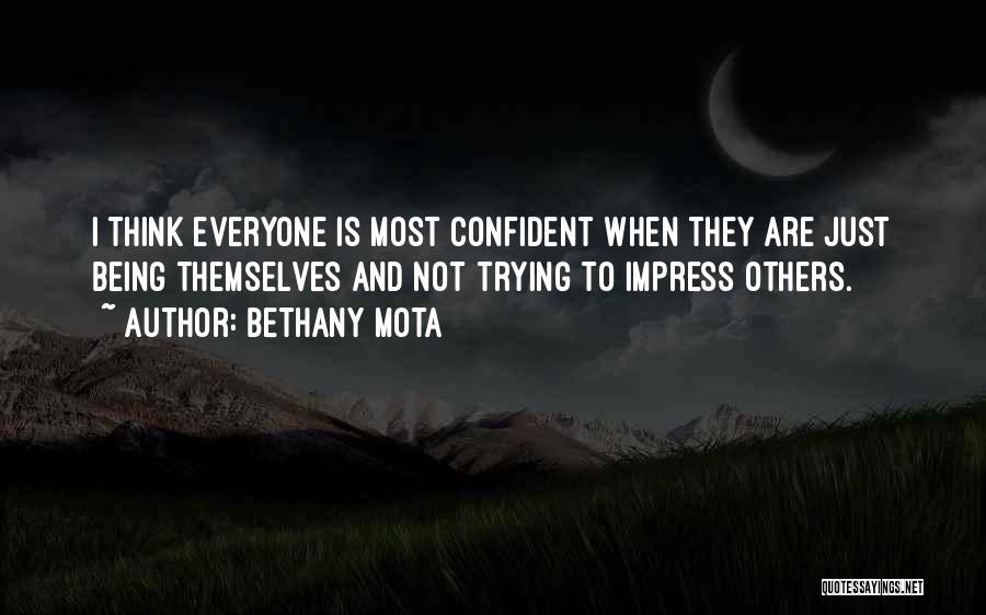 Bethany Mota Quotes 1112990