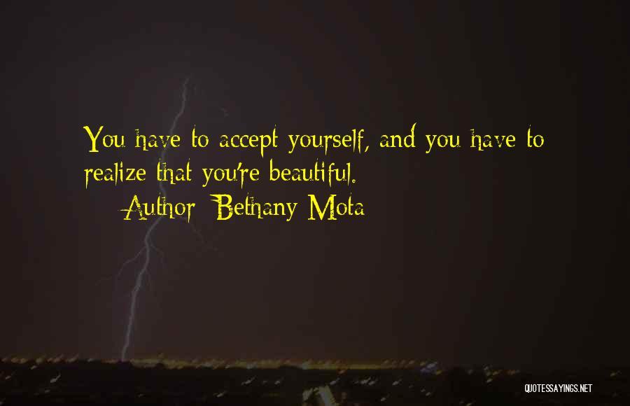 Bethany Mota Quotes 1501911
