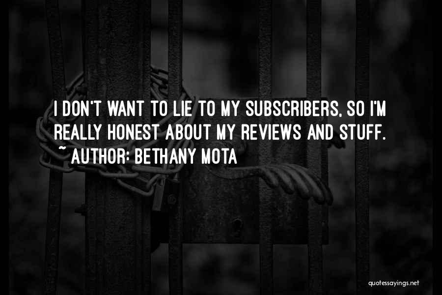 Bethany Mota Quotes 537198