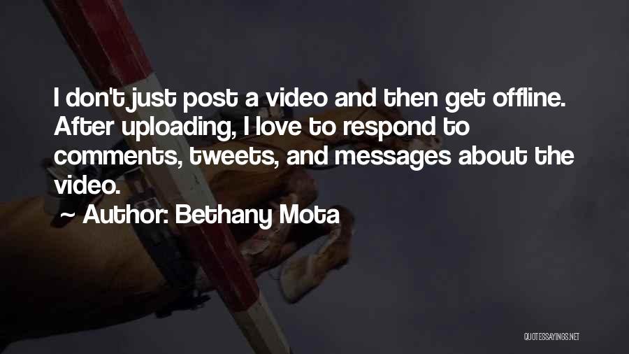 Bethany Mota Quotes 590974