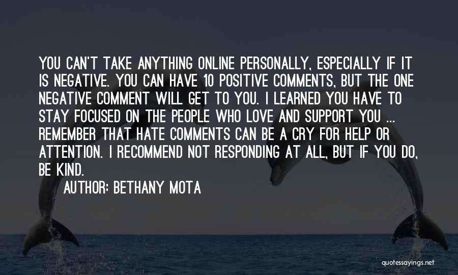 Bethany Mota Quotes 631578