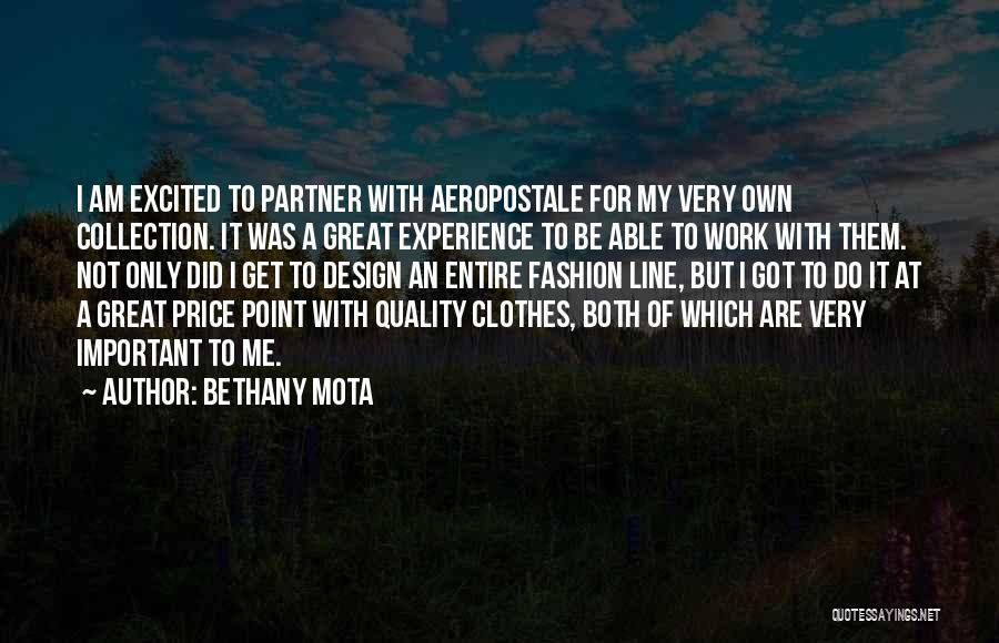 Bethany Mota Quotes 919116