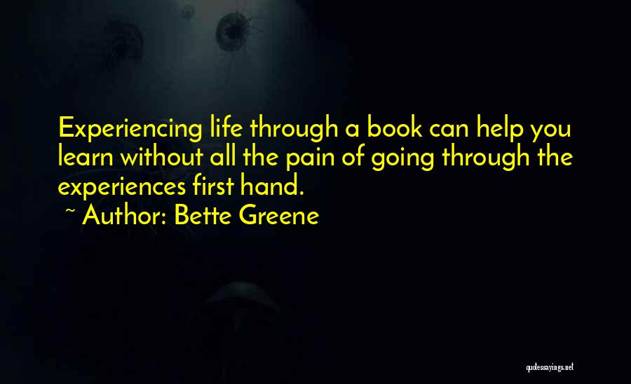Bette Greene Quotes 1384103