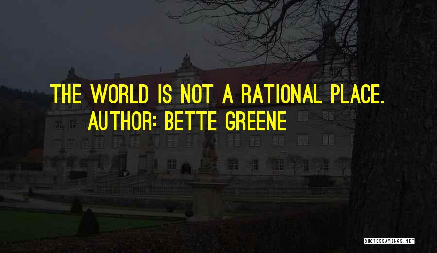 Bette Greene Quotes 215831