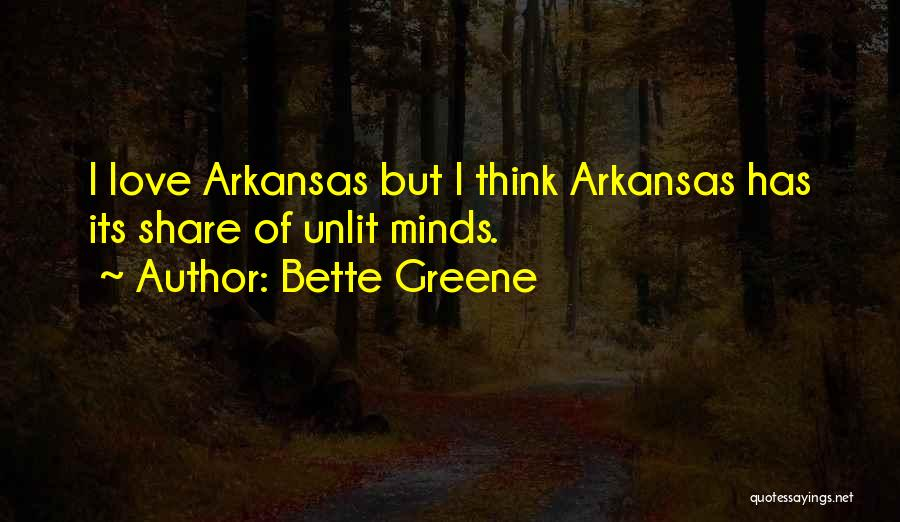 Bette Greene Quotes 861183