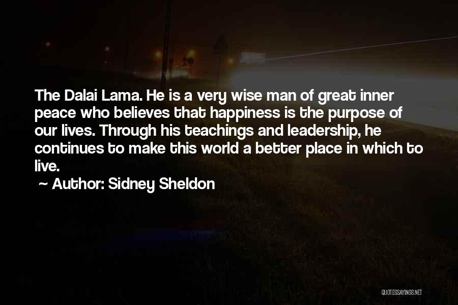 Better Man Quotes By Sidney Sheldon