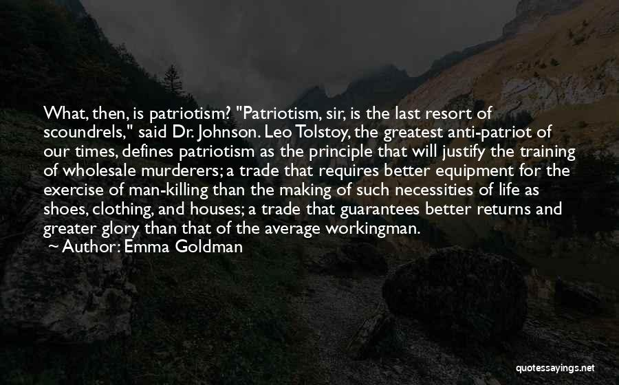 Better Than Average Quotes By Emma Goldman