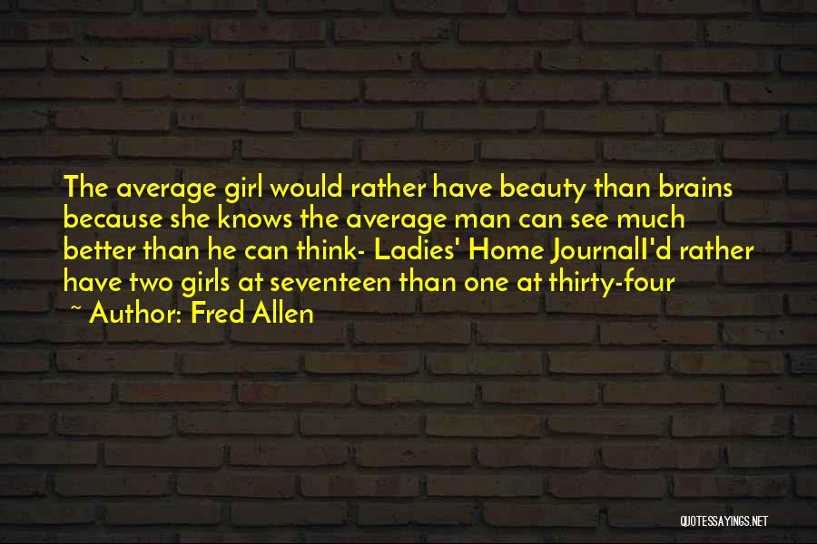 Better Than Average Quotes By Fred Allen