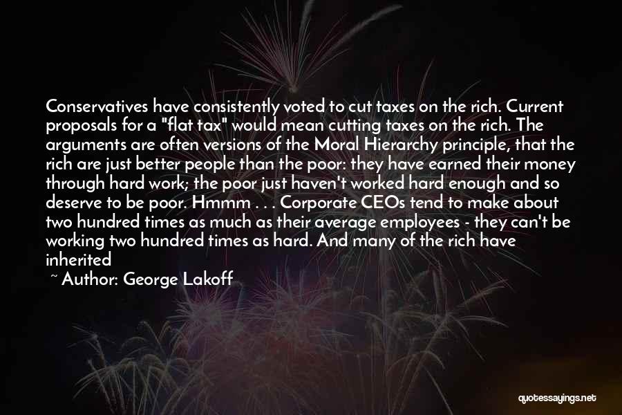 Better Than Average Quotes By George Lakoff
