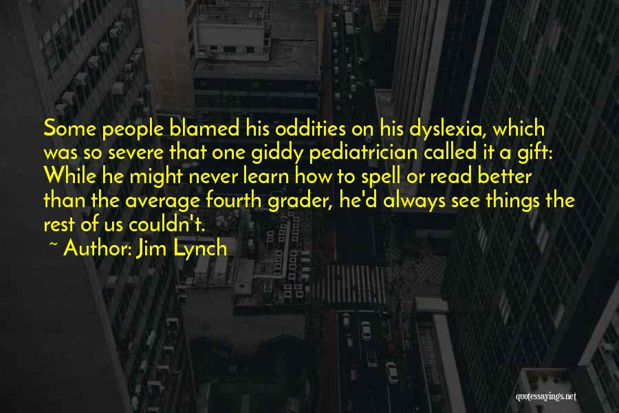 Better Than Average Quotes By Jim Lynch