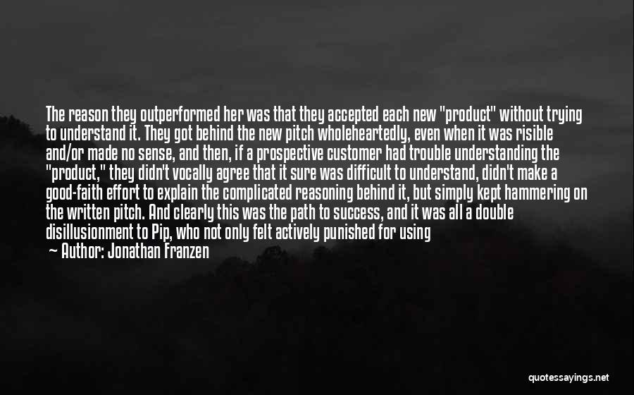 Better Than Average Quotes By Jonathan Franzen