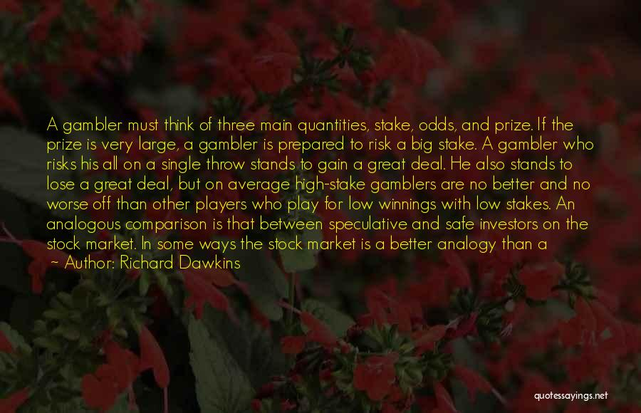 Better Than Average Quotes By Richard Dawkins
