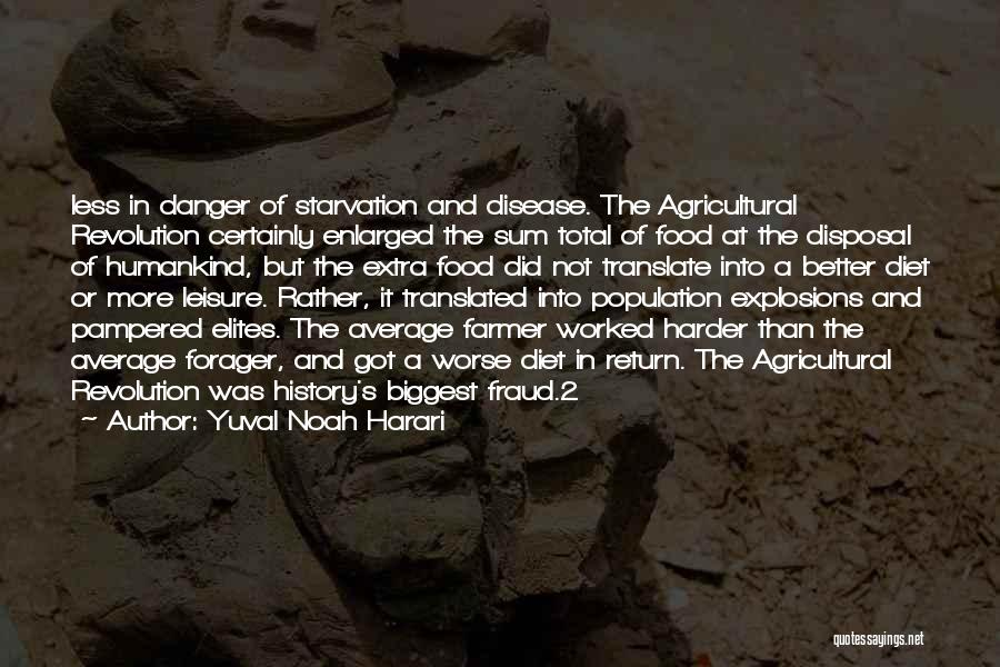 Better Than Average Quotes By Yuval Noah Harari